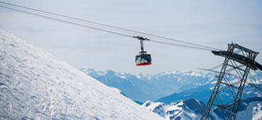Mount Titlis Rotair